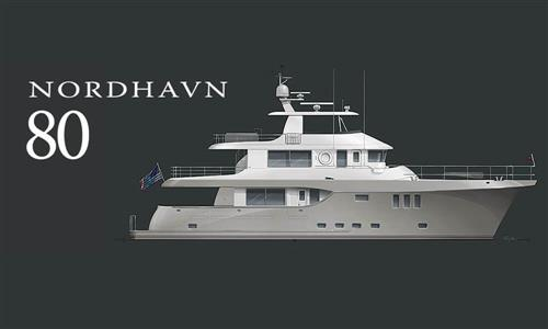 New Drawings: Nordhavn 80